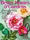Better Homes & Gardens Magazine | 1/1/2020 Cover