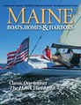 Maine Boats, Homes & Harbors Magazine | 9/2019 Cover