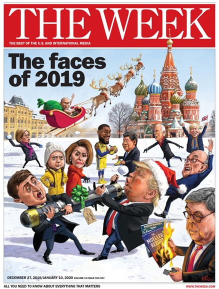 The Week Cover - 12/27/2019