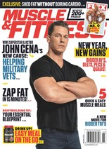 Muscle & Fitness | 1/2020 Cover