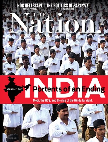 The Nation Cover - 1/13/2020