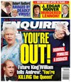 The National Enquirer   12/30/2019 Cover