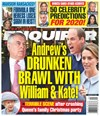 The National Enquirer   1/6/2020 Cover