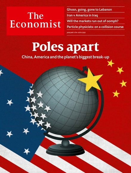 The Economist Cover - 1/4/2020