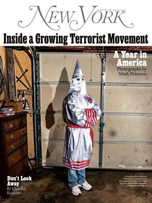 New York Magazine | 1/23/2020 Cover