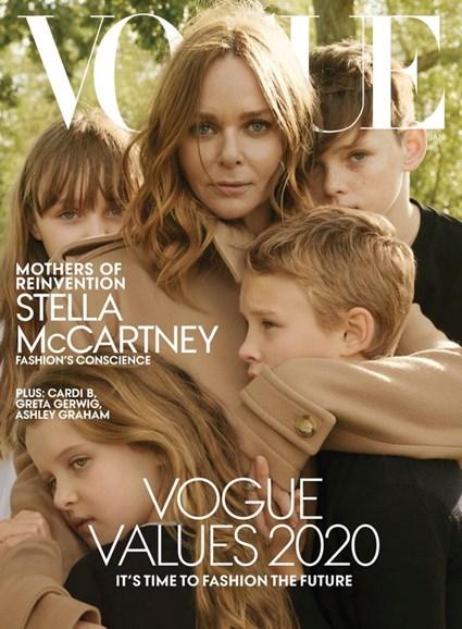 Vogue Cover - 1/1/2020