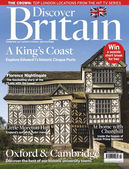 Discover Britain Cover - 2/1/2020