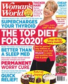 Woman's World Magazine 1/6/2020