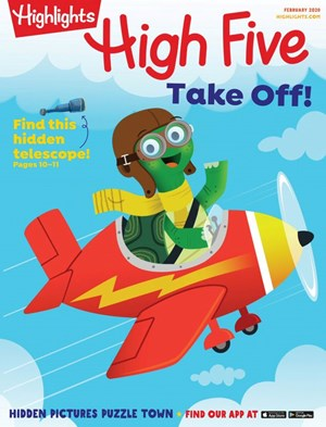High Five Magazine | 2/2020 Cover