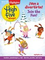 Highlights High Five Bilingue   2/2020 Cover