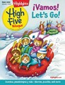 Highlights High Five Bilingue   1/2020 Cover