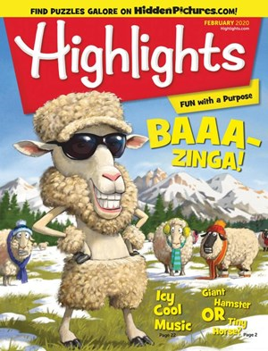 Highlights Magazine | 2/2020 Cover