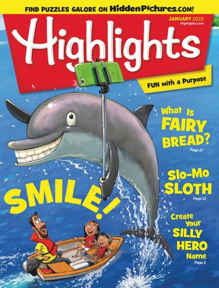 Highlights Cover - 1/1/2020