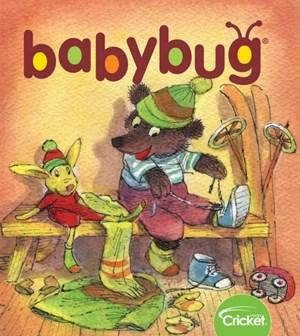 Babybug Magazine | 1/2020 Cover