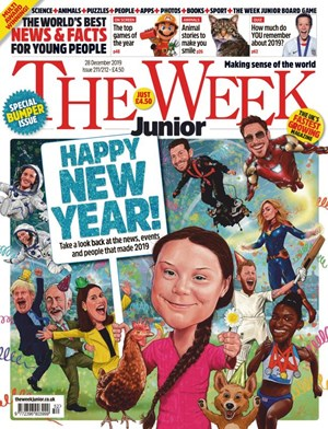 The Week Junior | 12/28/2019 Cover