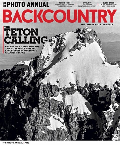Backcountry Cover - 1/1/2020