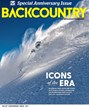 Backcountry Magazine   3/2020 Cover