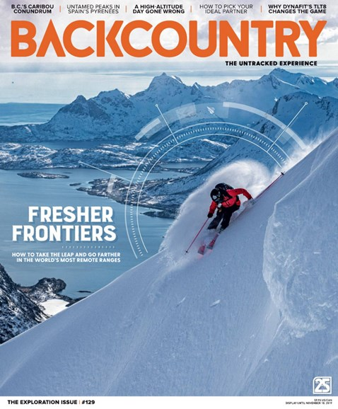 Backcountry Cover - 11/1/2019