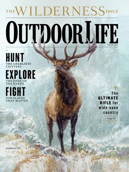 Outdoor Life Cover - 1/1/2020