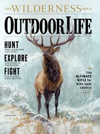 Outdoor Life Magazine | 1/2020 Cover