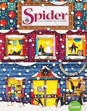 Spider Magazine | 1/2020 Cover