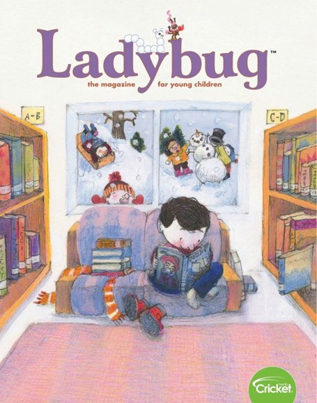 Ladybug Cover - 1/1/2020
