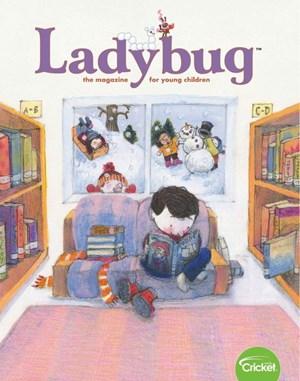 Ladybug Magazine | 1/2020 Cover