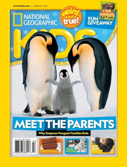 National Geographic Kids Cover - 2/1/2020