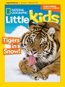 National Geographic Little Kids Magazine 1/1/2020