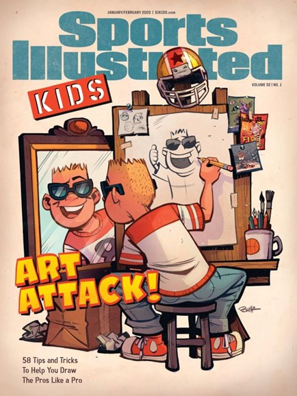 Sports Illustrated Kids Cover - 1/1/2020