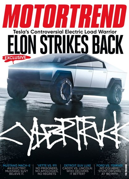 Motor Trend Cover - 2/1/2020