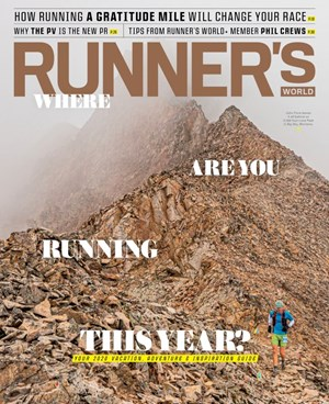 Runner's World Magazine | 1/2020 Cover