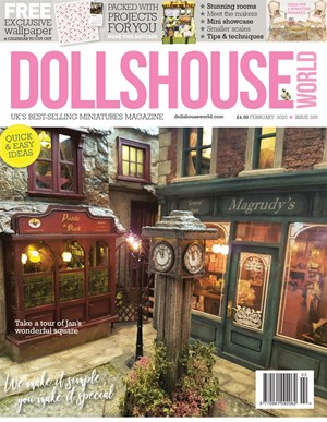 Dolls House World | 2/2020 Cover