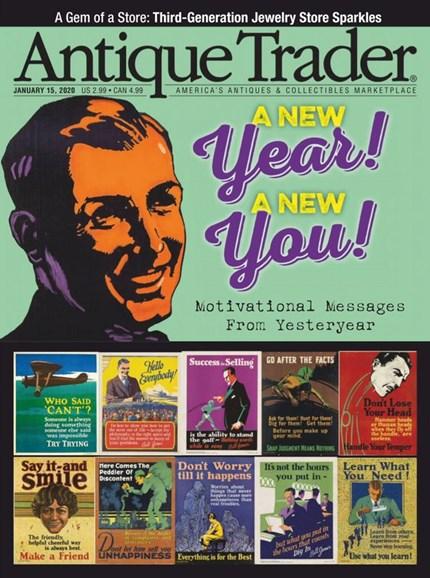 Antique Trader Cover - 1/15/2020