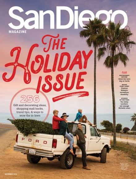 San Diego Cover - 12/1/2019