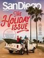 San Diego Magazine | 12/2019 Cover