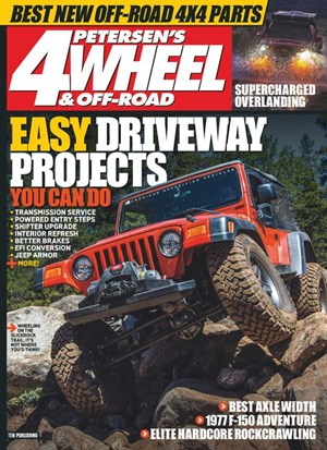 4 Wheel & Off-Road Magazine | 3/1/2020 Cover