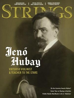 Strings Magazine | 1/2020 Cover