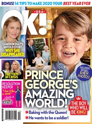 Ok Magazine | 1/13/2020 Cover
