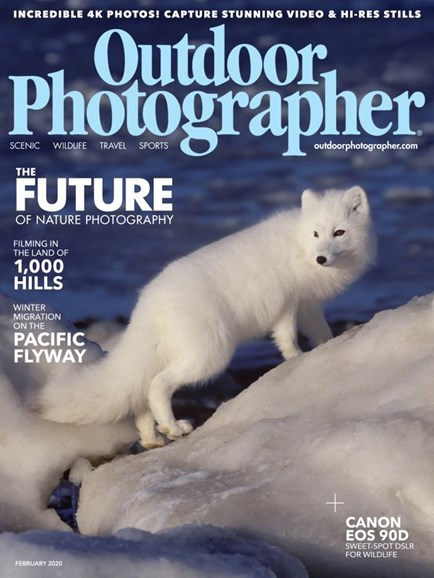 Outdoor Photographer Cover - 1/1/2020