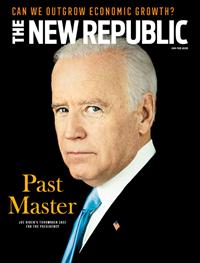 The New Republic Magazine   1/2020 Cover