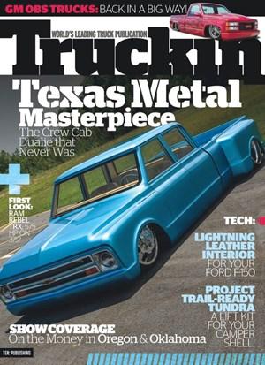 Truckin' Magazine | 3/1/2020 Cover