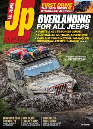 Jeep Magazine | 3/1/2020 Cover