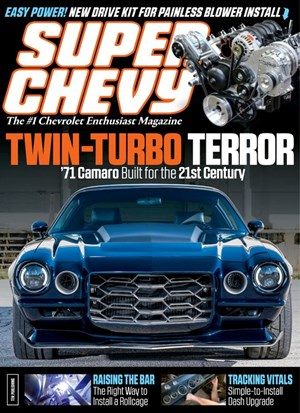 Super Chevy Magazine | 2/1/2020 Cover