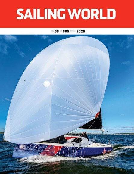Sailing World Cover - 1/1/2020