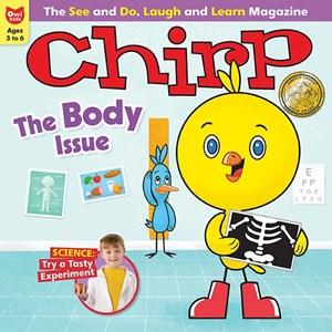 Chirp Magazine   1/2020 Cover
