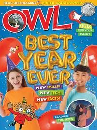 OWL Magazine | 1/2020 Cover