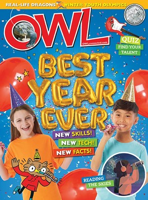 OWL Magazine | 1/2020 Cover