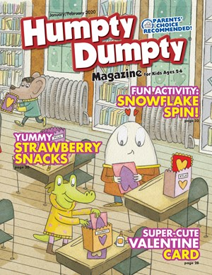 Humpty Dumpty Magazine | 1/2020 Cover