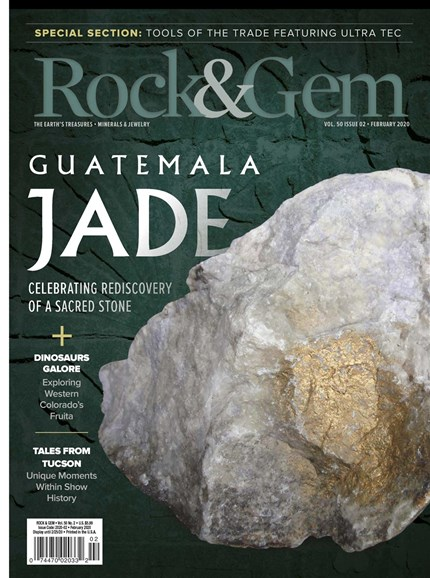 Rock & Gem Cover - 2/1/2020